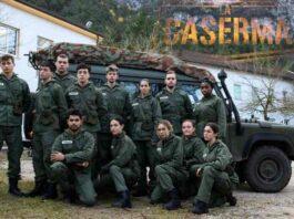 La Caserma - quarta puntata
