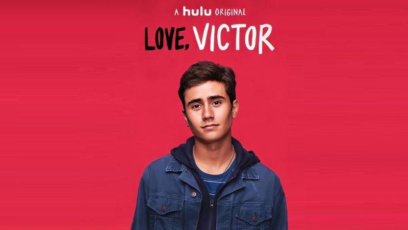 Love, Victor - banner