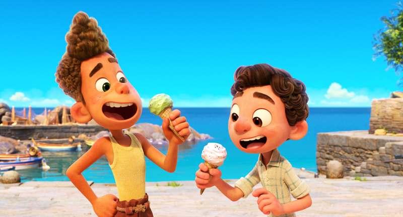 Luca (Disney Pixar) - foto 1