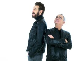 Lui è peggio di me - Marco Giallini e Giorgio Panariello (3)