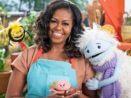 Netflix, Waffles + Mochi con Michelle Obama