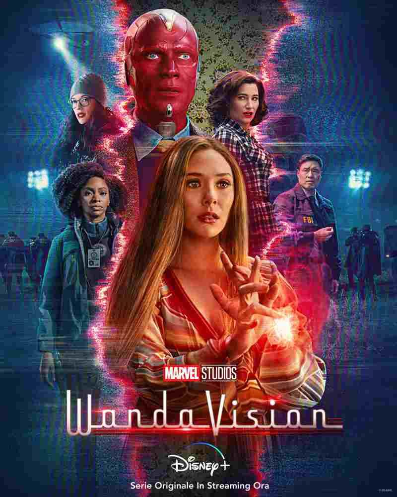 WandaVision - nuovo poster