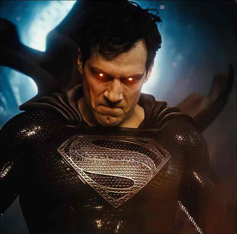 Zack Snyder's Justice League - Henry Cavill