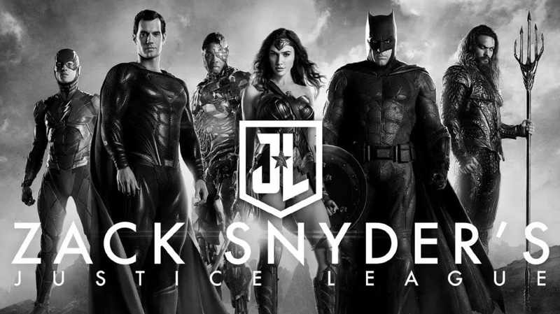 Zack Snyder's Justice League - banner