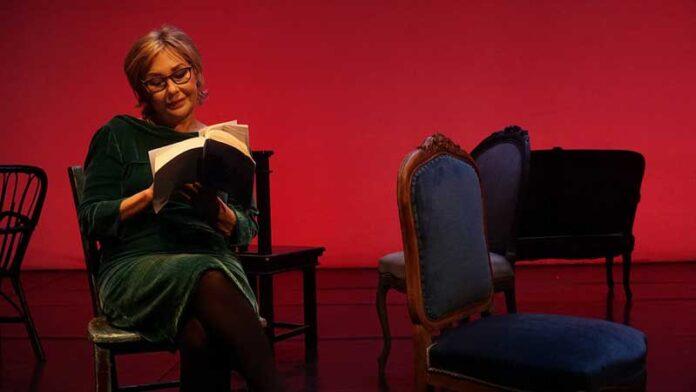 Teatro Vascello: Kustermann, Lorimer e Zanis leggono La vita istruzioni per l'uso di Perec