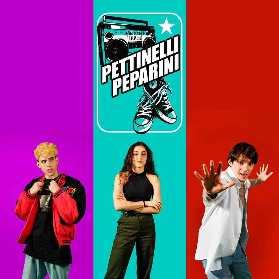 Amici 2021 serale - squadra Pettinelli Peparini
