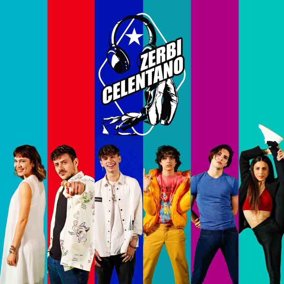 Amici 2021 serale - squadra Zerbi Celentano