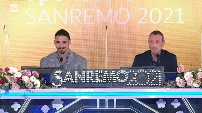 Conferenza Sanremo 2021 prima se