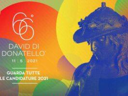 David di Donatello 2021 - nomination