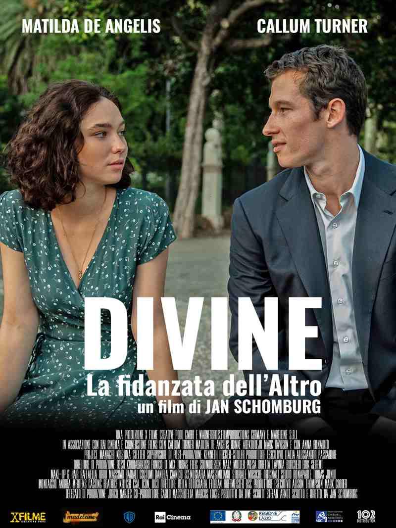 Divine - La fidanzata dell'altro - locandina