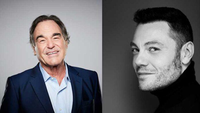 Filming Italy Los Angeles: Tiziano Ferro e Oliver Stone sono i primi ospiti