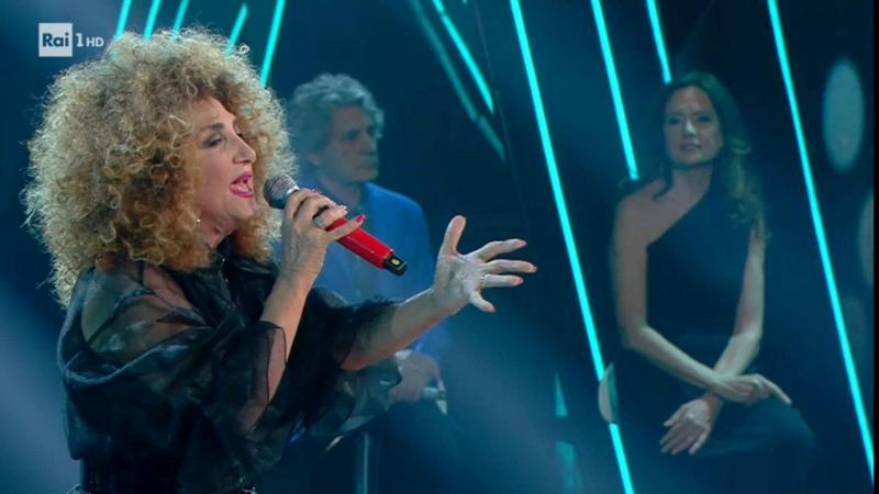 Sanremo 2021 - Cinquetti, Leali e Marcella Bella