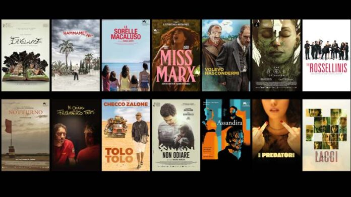 Su Chili i film candidati David di Donatello 2021