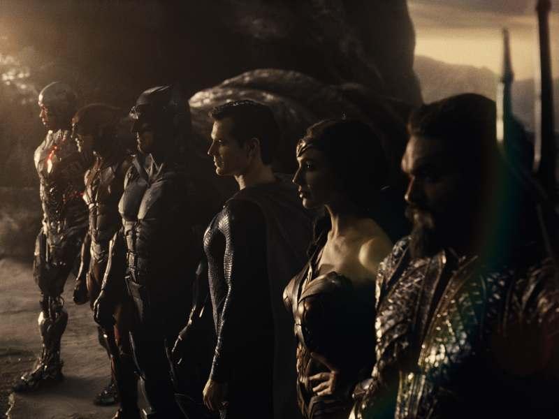 Zack Snyder's Justice League - cast 2