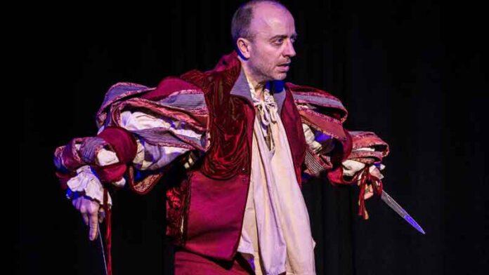 Casa Shakespeare: in scena Othello, poi tre appuntamenti con la Commedia di Dante