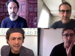 """Artisti 7607, conferenza stampa con Marcorè, Mascoli e Calabrese: """"Non è equo questo compenso"""""""