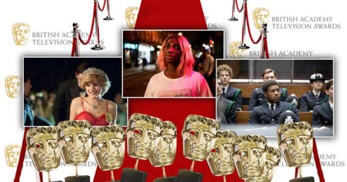 BAFTA TV 2021 nomination