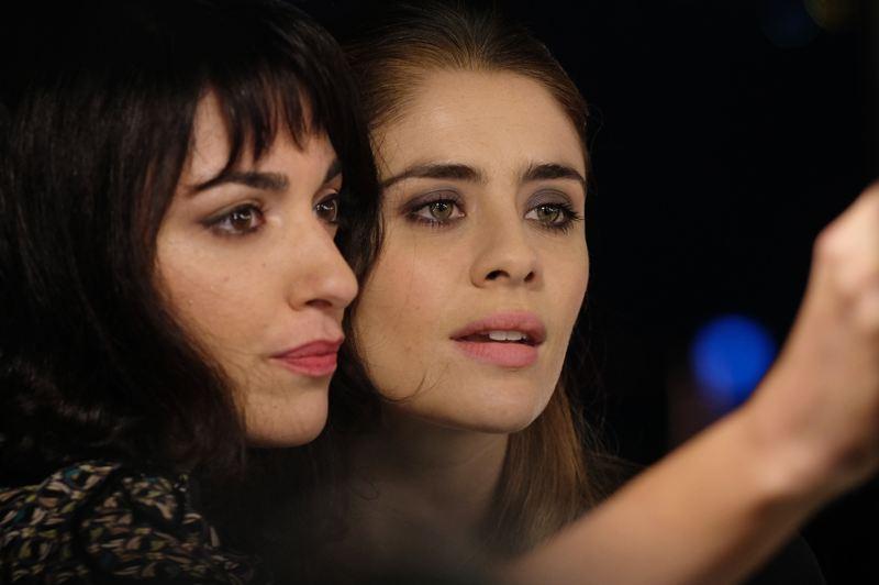 Chiamami ancora amore - Liliana Fiorelli e Greta Scarano (foto Fabrizio de Blasio)
