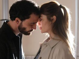 Chiamami ancora amore - Simone Liberati e Greta Scarano (foto Fabrizio de Blasio)