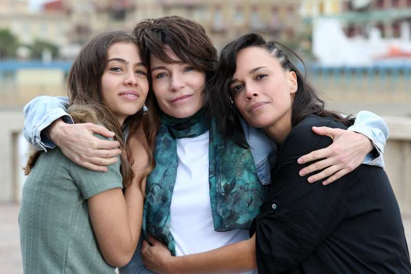 Dietro la notte - Elisa Visari, Stefania Rocca e Roberta Giarrusso