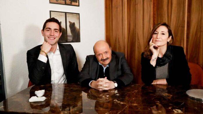 Facciamo finta che - Tommaso Zorzi, Maurizio Costanzo e Carlotta Quadri (1)
