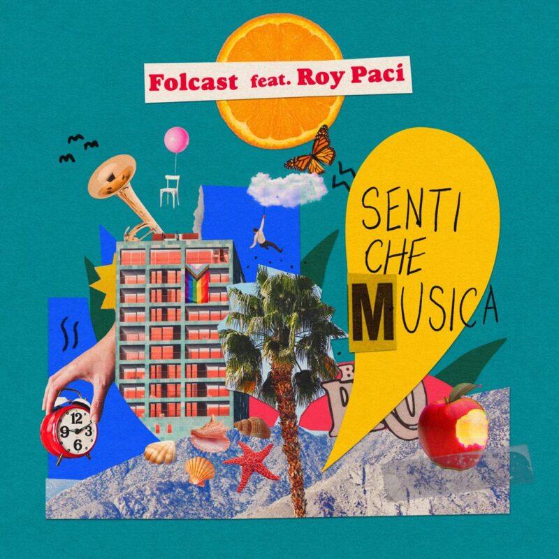 Folcast e Roy Paci - Senti che musica cover