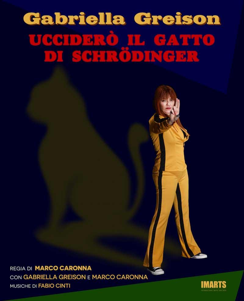 Ucciderò il gatto di Schroedinger - Gabriella Greison