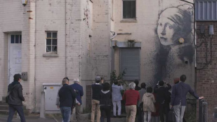 Sky Arte presenta Banksy Most Wanted