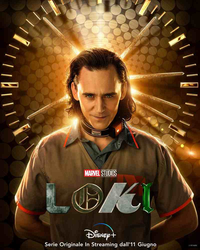 Loki - locandina