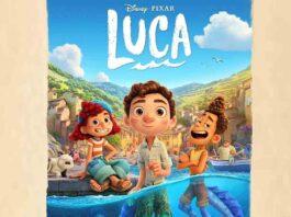 Luca (Disney Pixar) - nuovo banner