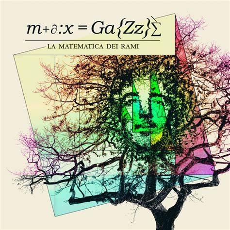 Max Gazzè - La matematica dei rami cover