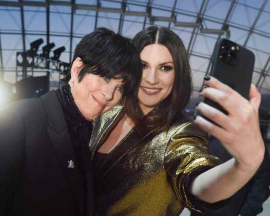 Oscar 2021 - Laura Pausini e Dianne Warren performance 1