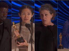 Oscar 2021 - vincitori