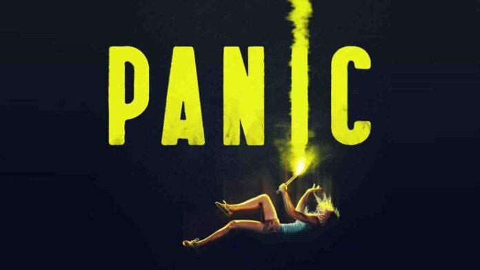 Panic - banner