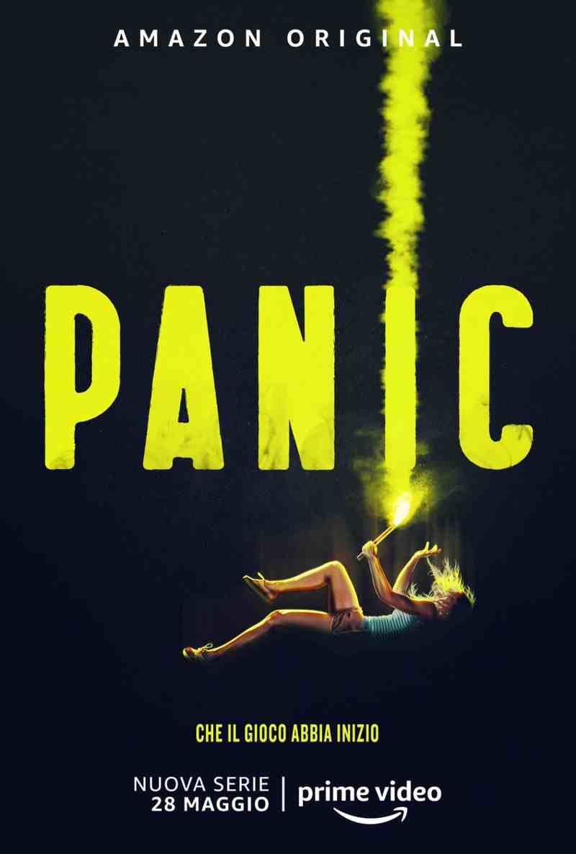 Panic - locandina
