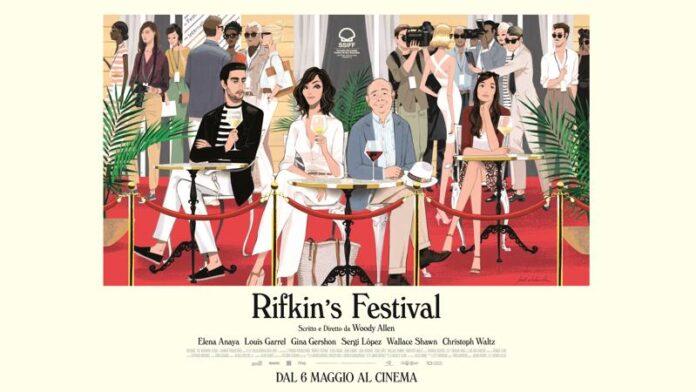 Rifkin's Festival - banner