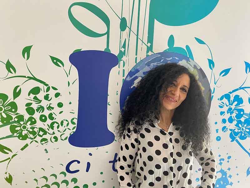 Tiziana Tuccillo, Coordinatrice del Comitato Artistico-Culturale della Maratona #OnePeopleOnePlanet