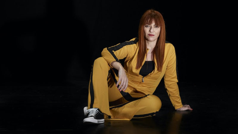Ucciderò il gatto di Schroedinger: Gabriella Greison debutta il 24 aprilein diretta streaming