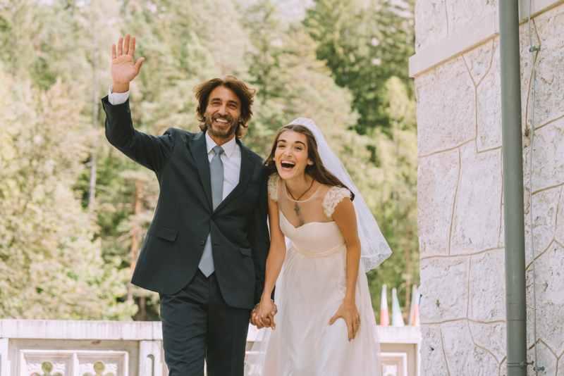 Un passo dal cielo 6 - Daniele Liotti e Pilar Fogliati