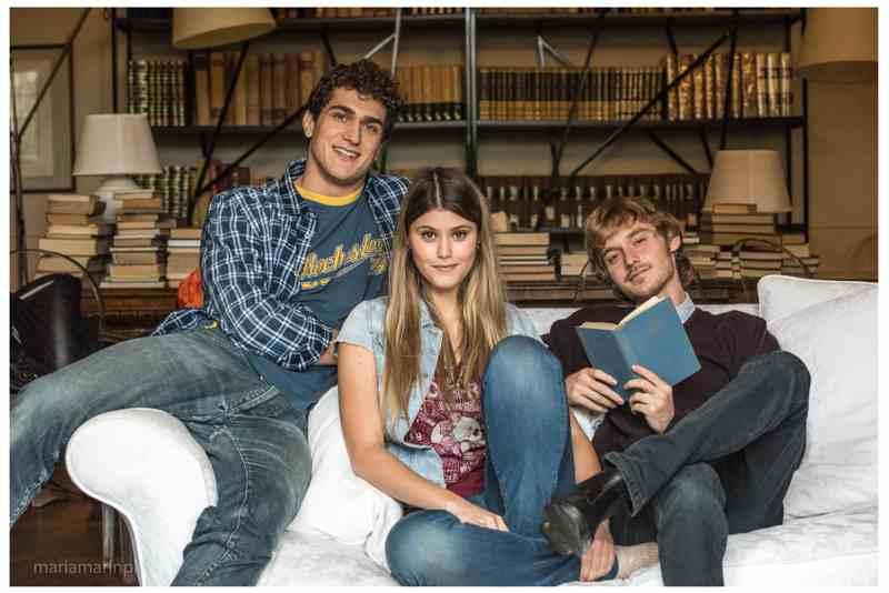 Un passo dal cielo 6 - Filippo De Carli, Jenny De Nucci e Luca Chikovani