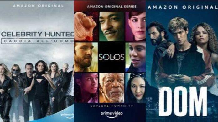 Amazon Prime, tra le novità di giugno Celebrity Hunted 2, Solos e Dom