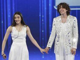 Amici 2021 finale - Giulia Stabile e Sangiovanni