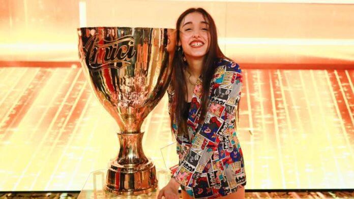Amici 2021 - vince la ballerina Giulia