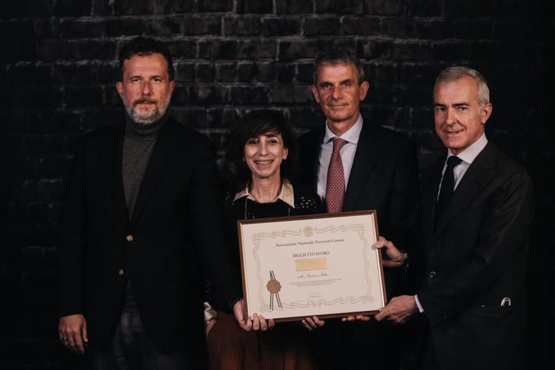 Biglietti d'Oro 2021 - Premio Medusa Film