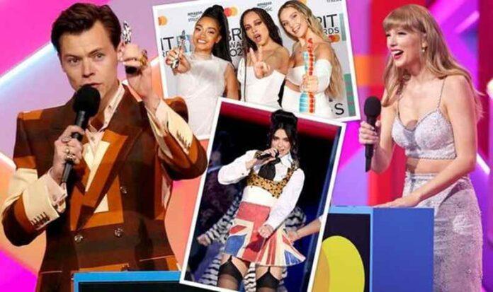 Brit Awards 2021 - vincitori