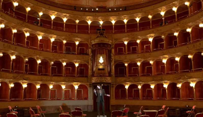 David di Donatello 2021 - Laura Pausini