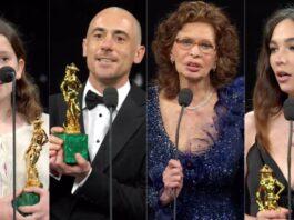 David di Donatello 2021 - vincitori