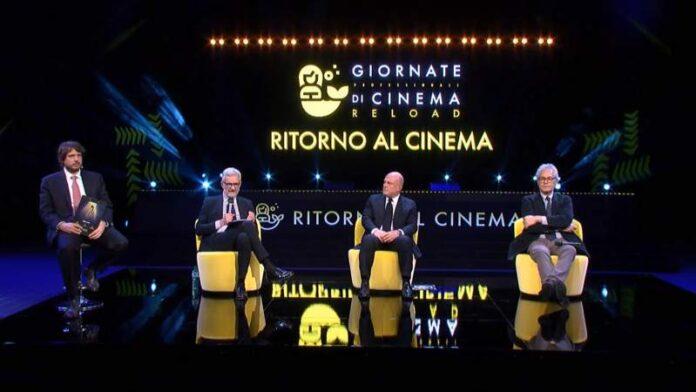 Giornate Professionali di Cinema Reload 2021 - Incontro istituzionale
