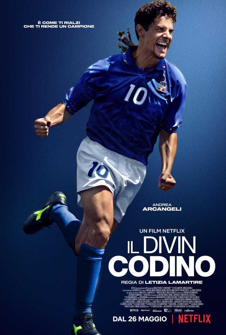 Il Divin Codino - poster