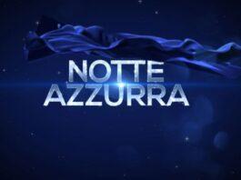 Notte azzurra - banner
